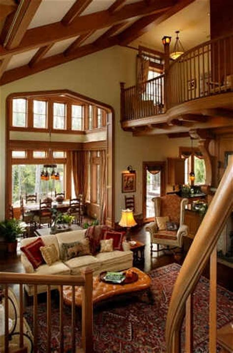 Two Story Great Room Ideas