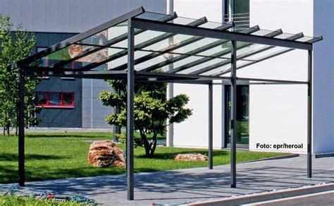 Aluminium Carport by Der Aluminium Carport Carport Ratgeber