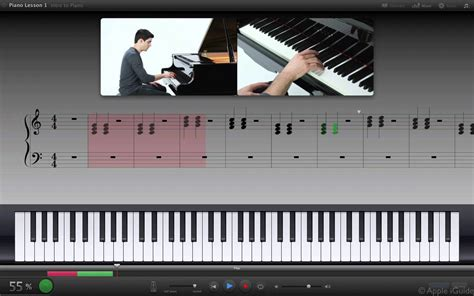 Piano Garage Band by Special Learn To Play The Piano With Garageband