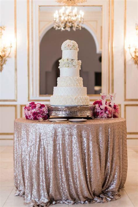 Elegant Gold & Pink Wedding Decor   Wedding decorations