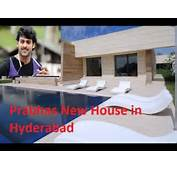 Prabhas House In Jubilee Hills Baahubali New