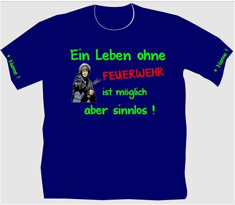 T Shirt 31 t shirt feuerwehr motiv 31 flexi design shop