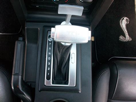 2005 ford mustang automatic shifter 2005 09 mustang gt tci streetfighter ratchet shifter