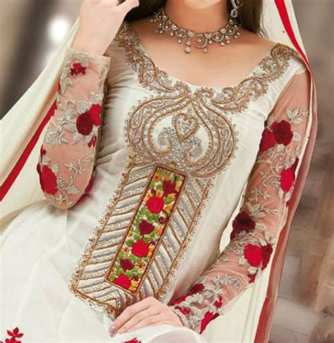 neck desgin of ladies suits top 10 popular punjabi salwar kameez suits neck designs