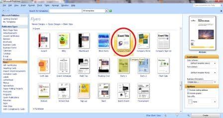 langkah membuat flyer 4 langkah langkah pembuatan poster menggunakan