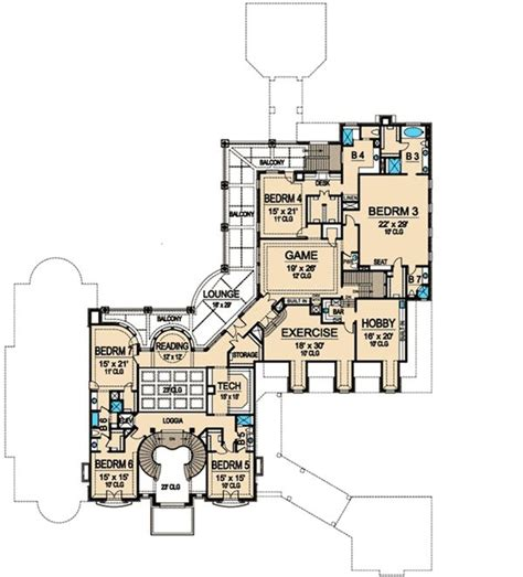 cabana floor plans 17 best images about design house plans on pinterest
