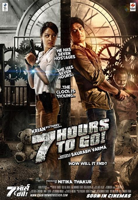 7 Hours to Go (2016) Full Movie Watch Online Free ...