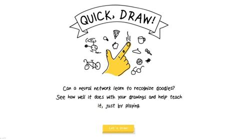 Quick Draw | quick draw pitches your awful drawing skills against