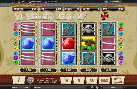 espresso games play treasure island video slot from espresso games for free