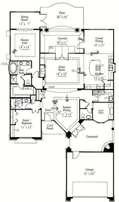 66 best images about home plans on house plans