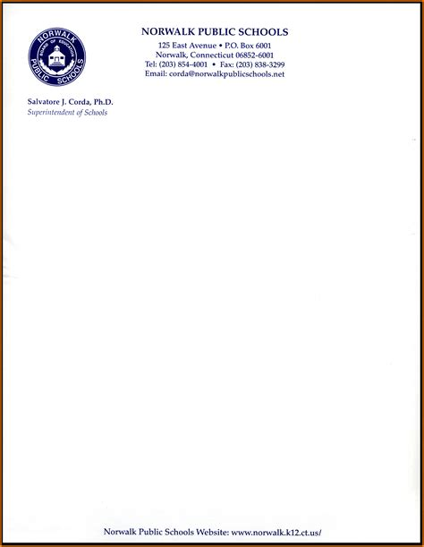 business letterhead letterhead layout free printable letterhead