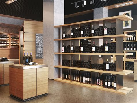 wine store design cgarchitect professional 3d architectural visualization