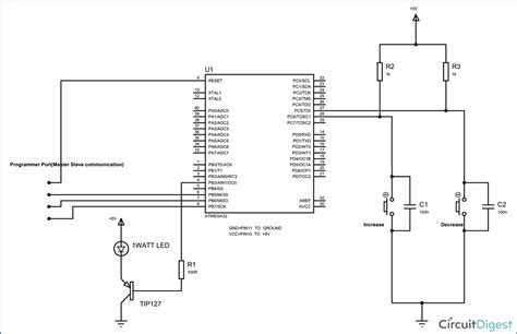 led pwm capacitor led dimming wiring diagram capacitor wiring diagram schemes