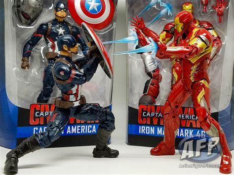 Iron Marvel Legends Hasbro Ironman Marvel Legend afp free stuff giveaway marvel legends civil war captain