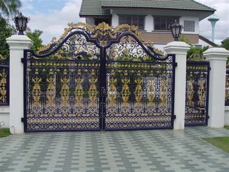 gate designscontemporary gate designs for home elegancy