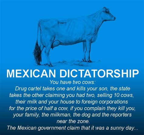 Mexican Home Decor by Two Cows Explain Economics Better Than Any Class