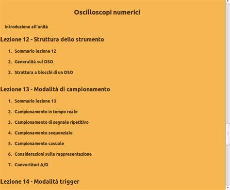 misure elettriche dispense appunti dispense ottobre 2012