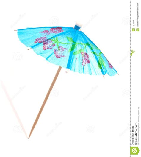 cocktail umbrella cocktail umbrella royalty free stock photos image 22834508
