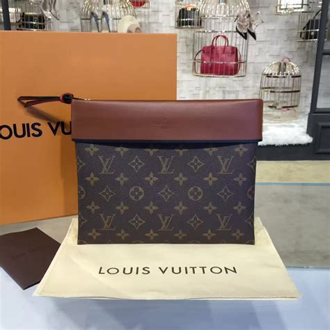 Lv Tuileries 33cm Mirror Quality designer discreetlouis vuitton pochette tuileries counter