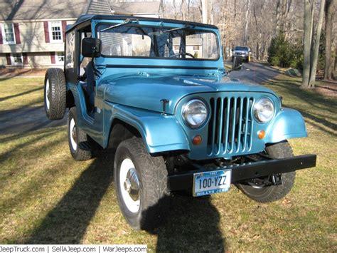 Willys Jeep Cj5 For Sale Jeep 0008