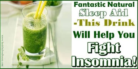 Detox Insomnia Help by Fantastic Sleep Aid This Drink Will Help You Fight
