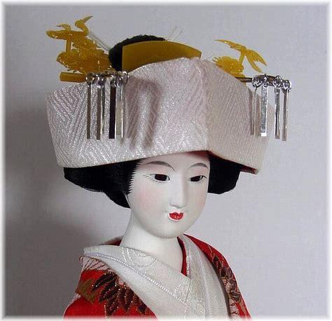 Japanese Wedding Dolls by Japanese Doll Dressed In Wedding Costume Japanese