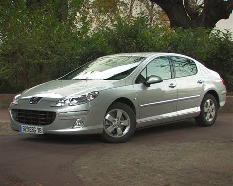 peugeot 407 hdi peugeot 407 review and photos