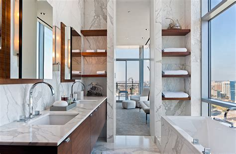 bathroom shelving ideas 30 marble bathroom design ideas styling up your daily rituals freshome