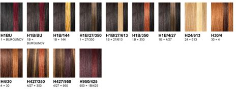 sensational xpressions braiding hair color chart outre hair colors om hair