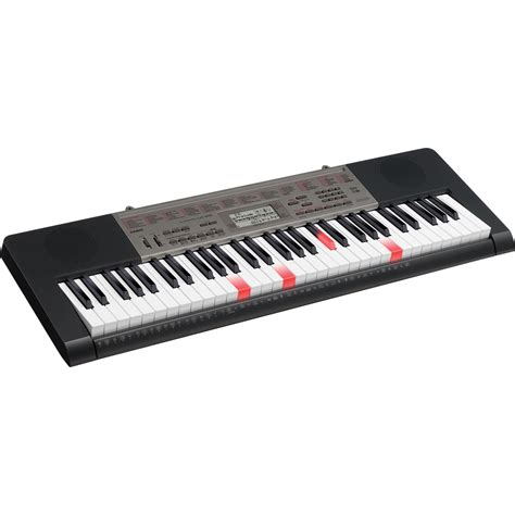 Casio Lighted Keyboard by Casio Lk 165 61 Lighted Key Educational Portable Keyboard Music123