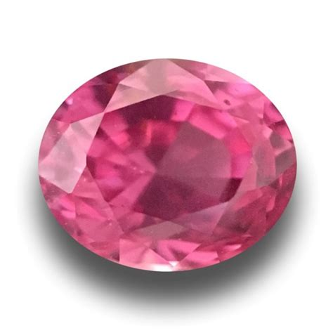 Pink Sapphire Sri Lankaceylon 1 1 08 carats pink sapphire gemstone