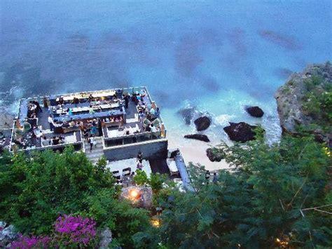 Cliff Top Bar Bali by Rock Bar