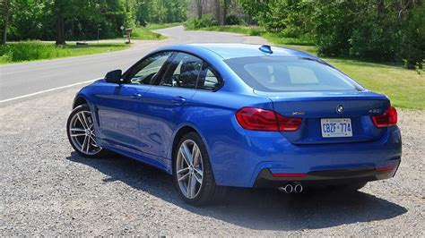 Bmw 3 2019 Test Drive by 2019 Bmw 430i Gran Coupe Test Drive Review