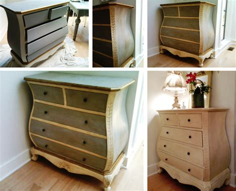 painted furniture ideas before and after chalk painted furniture before and after
