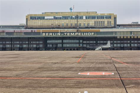 berlin airport tempelhof the of all abandoned airports