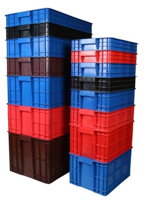 plastic kennels buy plastic crates and bins for storage from esteem polymer products limited