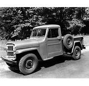 Jeep History 1940s  Enthusiast