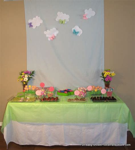Butterfly Baby Shower Ideas by Butterfly Baby Shower Baby Shower Ideas