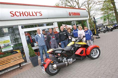 Bischoff S Motorrad Shop by Scholly 180 S Motorrad Quadcenter Nord Atv Magazin
