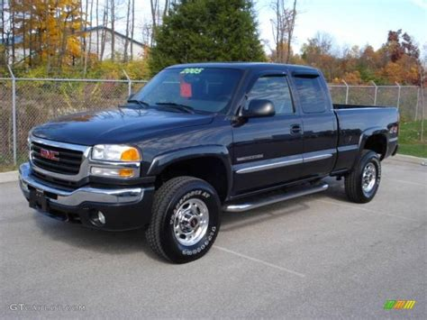 electric and cars manual 2005 gmc sierra 2500 on board diagnostic system 2005 gmc sierra 2500hd information and photos zombiedrive