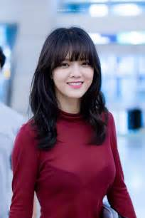 Fans spot aoa jimin wearing see through shirt at airport koreaboo