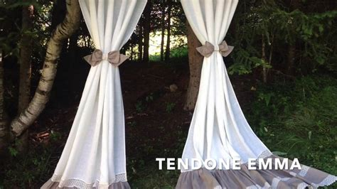tende country chic simaw tende shabby country chic made in italy
