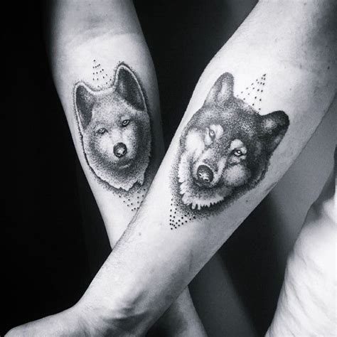 wolf tattoo designs for couples best wolf tattoo to howl at the moon top 161 of all time
