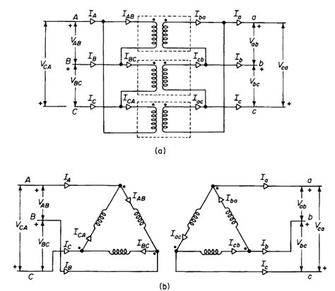 delta transformer wiring diagram delta get free image