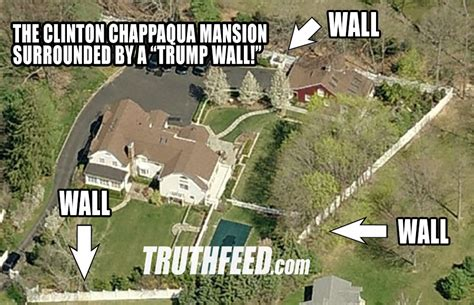 clinton home chappaqua hypocrites the clinton s chappaqua mansion is fully