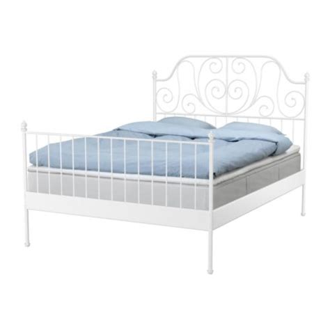 Leirvik Bed Frame Ikea House Pour How To Build A Guest Room In One Day For Minimal Dollars