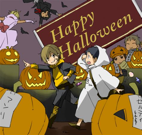 Persona 4 Kink Meme - happy halloween d news and treats young bl friendship