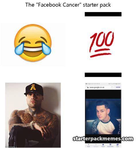 Cancer Face Meme - the best of starter pack memes 187 khayden8