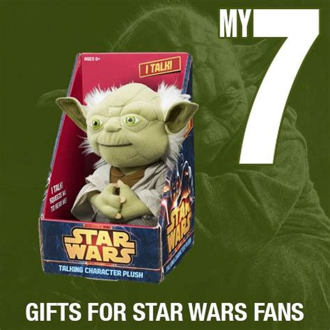 best gifts for star wars fans 14 best star wars gift ideas for yoda fans images on
