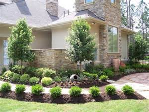 Landscaping Ideas Front Yard Curb Appeal - custom landscape newsonair org